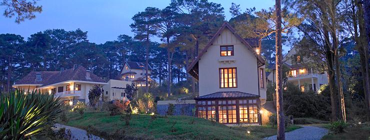 Ana Mandara Villas Da Lat Resort & Spa 1