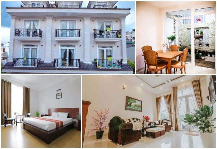 Shanti House Villa Đà Lạt