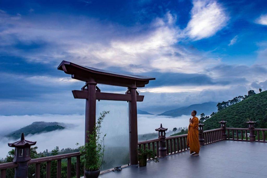 Các ngôi chùa đẹp ở Đà Lạt