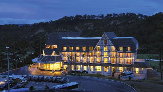 Danh sách khách sạn Đà Lạt 5 sao