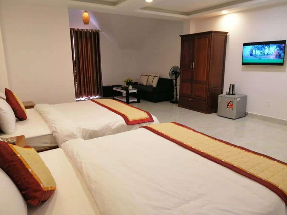 giá phòng khách sạn Hoàng Tuấn Đà Lạt