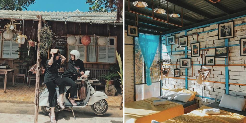 Homestay đẹp ở Đà Lạt