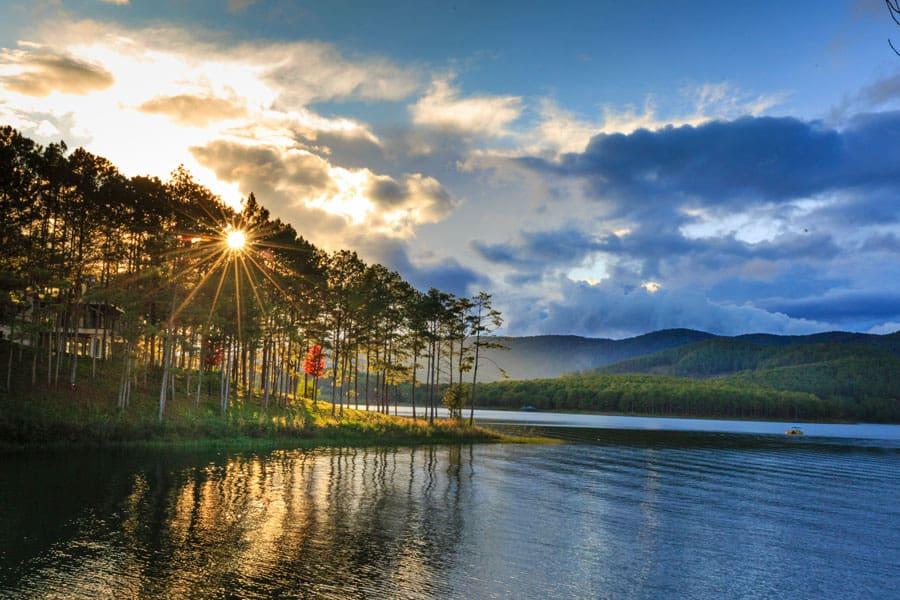 Homestay gần hồ tuyền lâm Đà Lạt