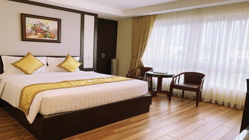 Hoàng Minh Châu Hotel Bà Triệu