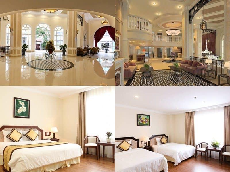 iris hotel Đà Lạt