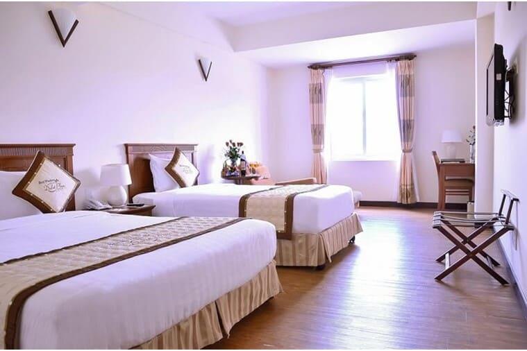 Khách sạn Dalat Palaza