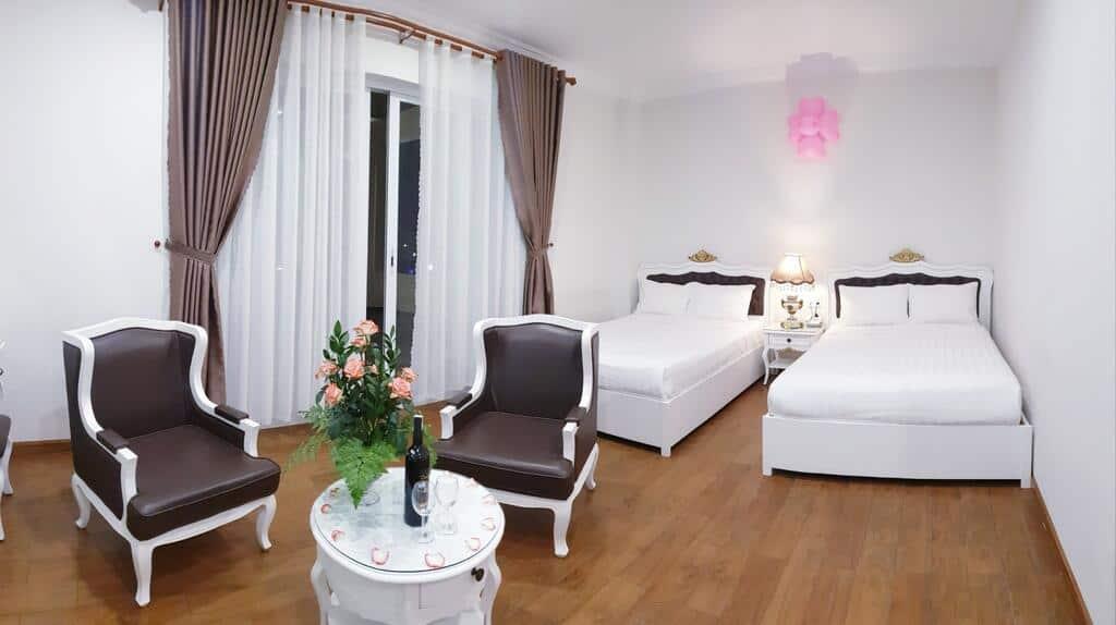 Khách sạn carita Đà Lạt