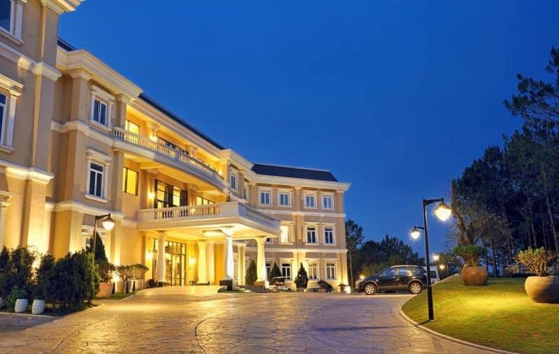 Khách sạn Đà Lạt 5 sao gần trung tâm