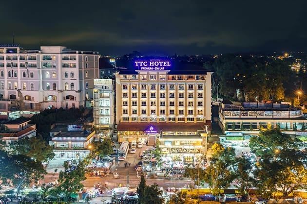 Khách sạn TTC Hotel Premium
