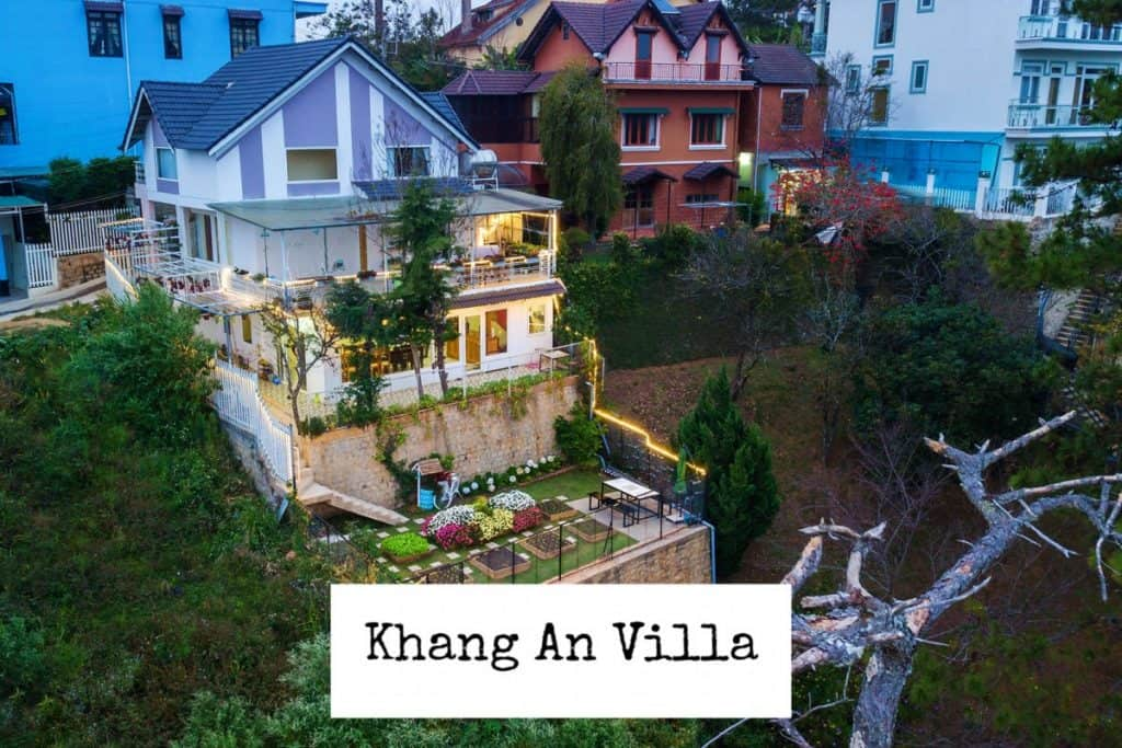 Khang An Villa Đà Lạt