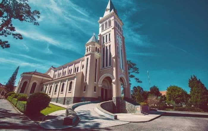 Nhà thờ con Đà Lạt