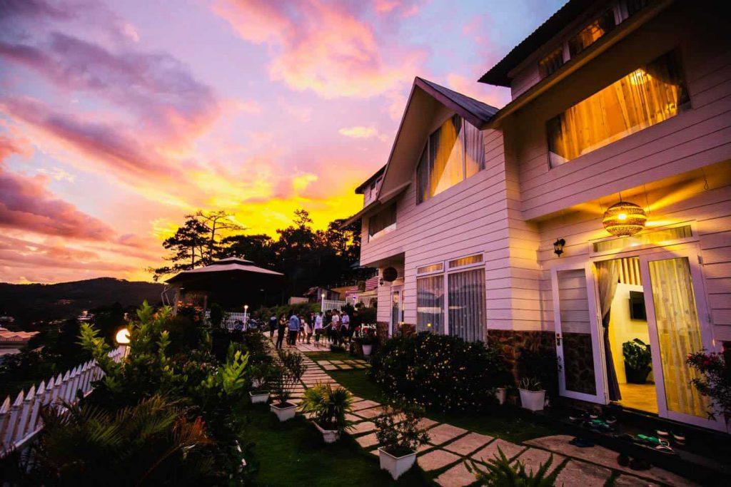 Villa Đà Lạt view đẹp