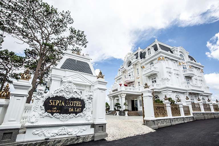 Danh sách khách sạn 3 sao Đà Lạt