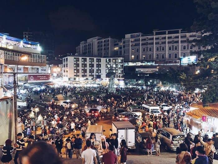 Danh sách khách sạn Đà Lạt gần chợ