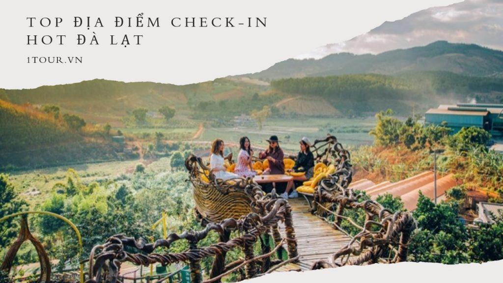 Địa điểm check-in Đà Lạt