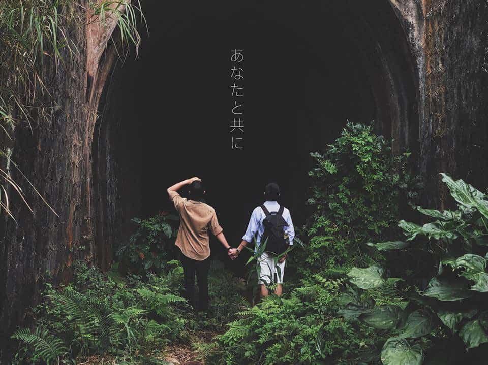 Đường hầm hỏa xa Đà Lạt