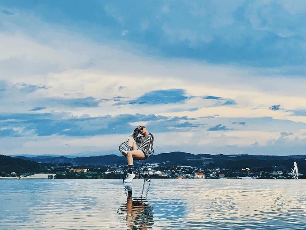 Hồ trên mây Đà Lạt