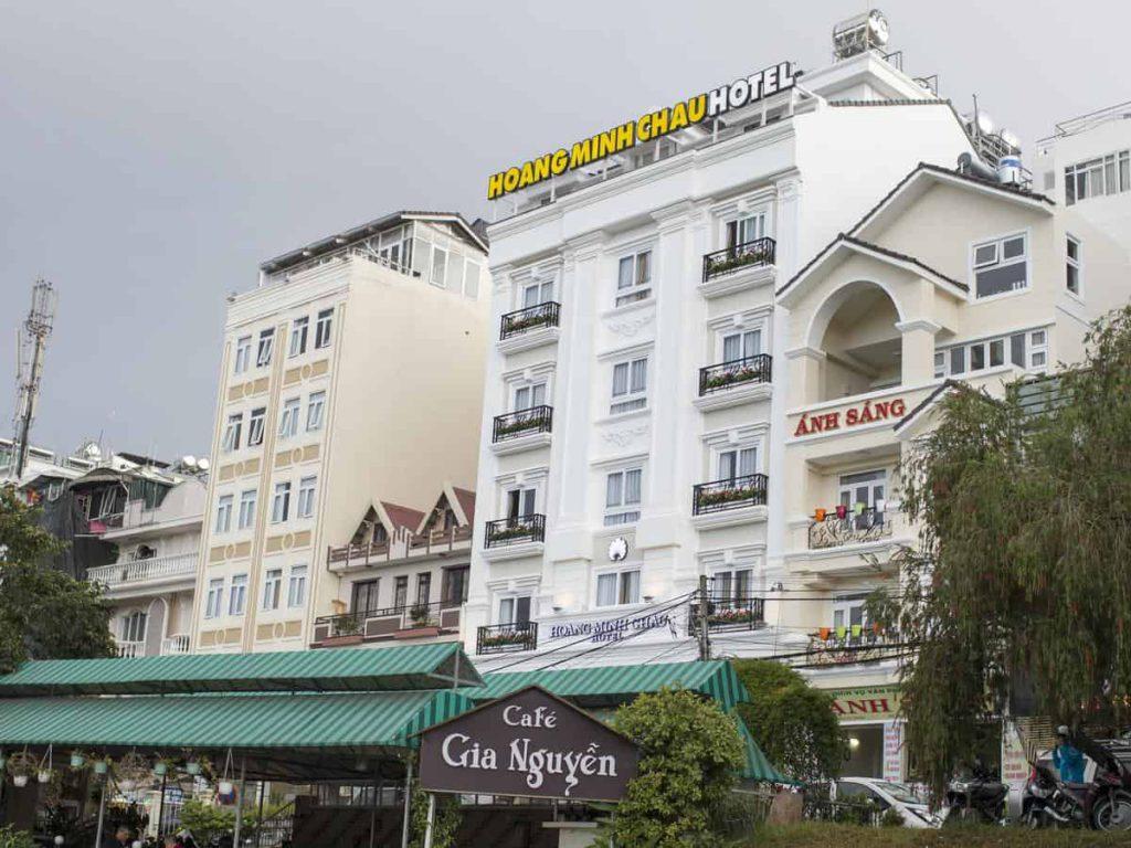 Hoàng Minh châu Hotel Đà Lạt