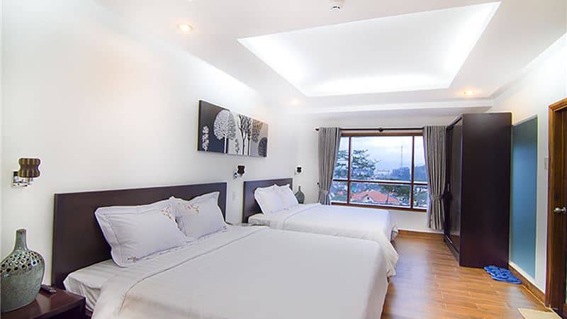 Hotel giai điệu Melody Đà Lạt