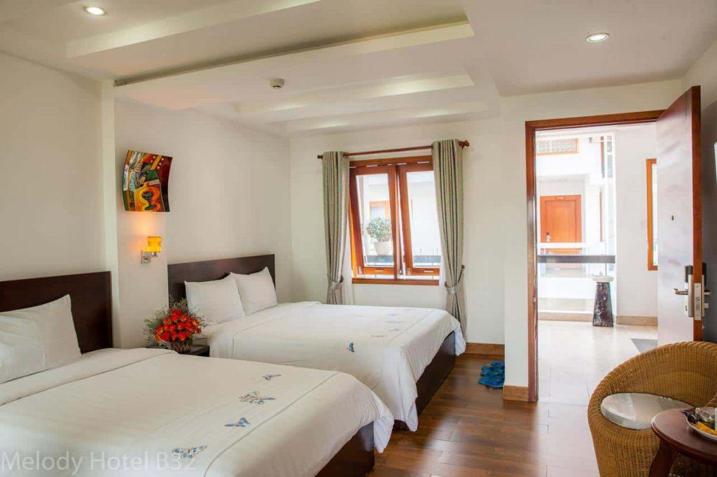 hotel melody Đà Lạt