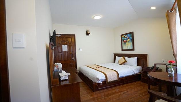Khách sạn 1 sao Đà Lạt view đẹp
