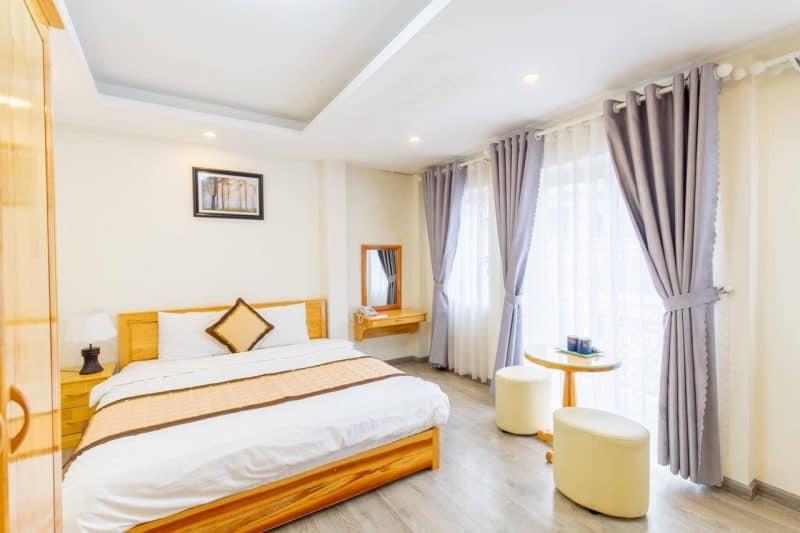 Khách sạn 2 sao Đà Lạt gần chợ Hồ Xuân Hương