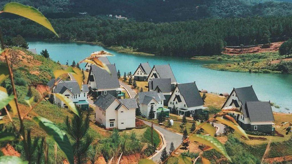 Khách sạn 4 sao gần Hồ Tuyền Lâm Đà Lạt