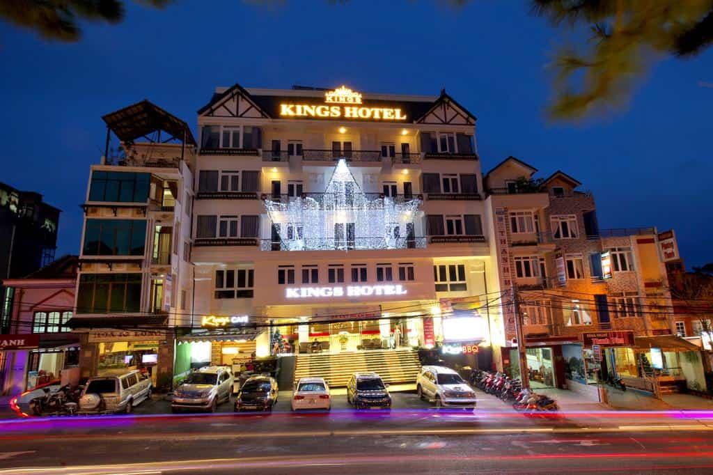 Khách sạn Best King