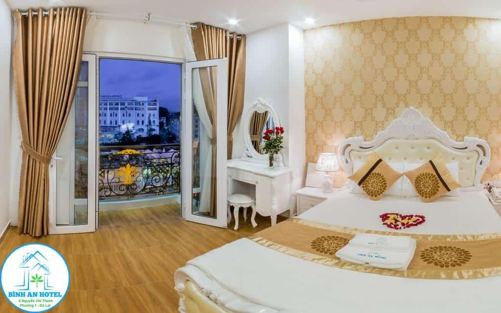 Khách sạn Bình An Đà Lạt