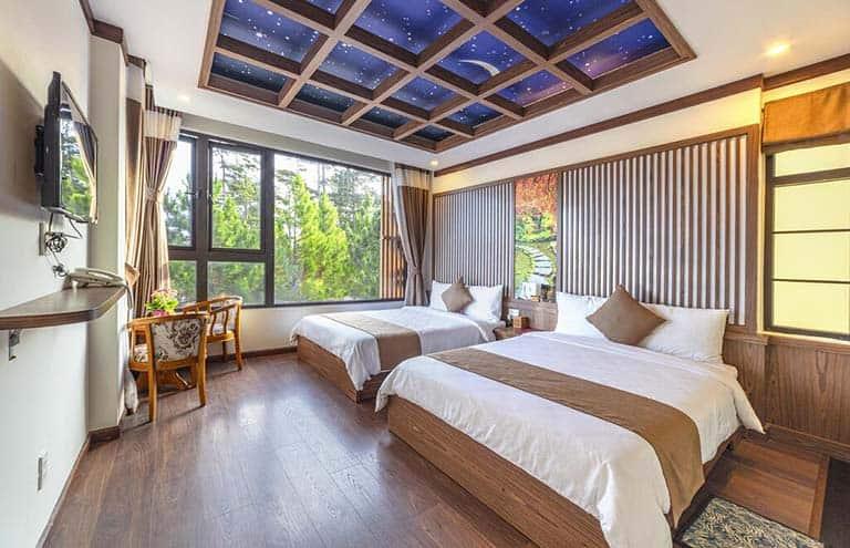 Khách sạn Đà Lạt 2 sao