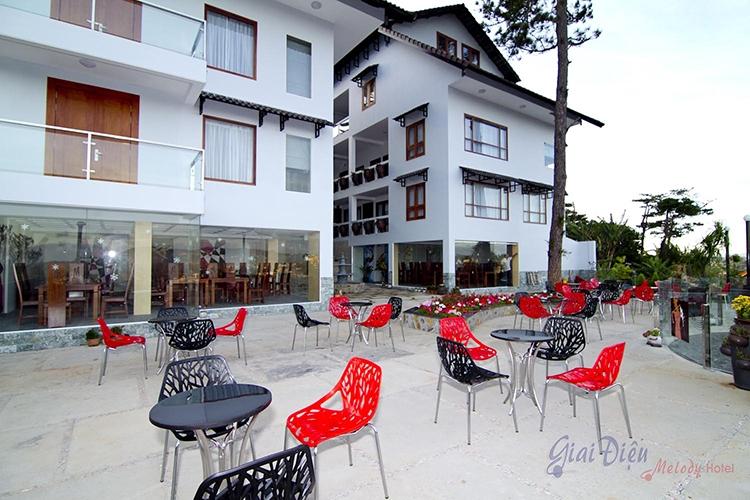 Khách sạn Giai Điệu Melody