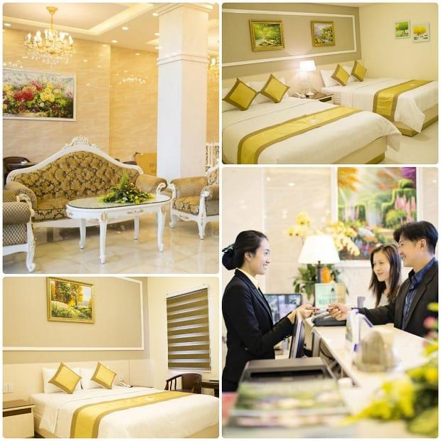 Khách sạn hoàng minh châu 2 sao Đà Lạt