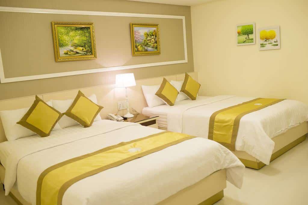 Khách sạn Hoàng Minh Châu Đà Lạt