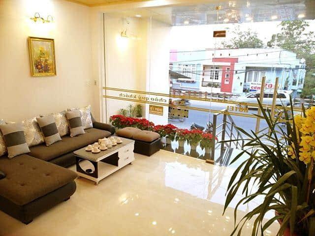 Khách sạn Hoàng Tuấn Đà Lạt