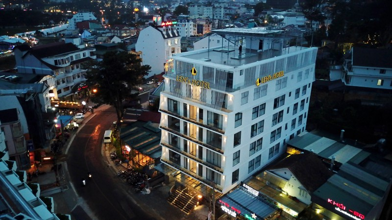 Khách sạn Len's Đà Lạt