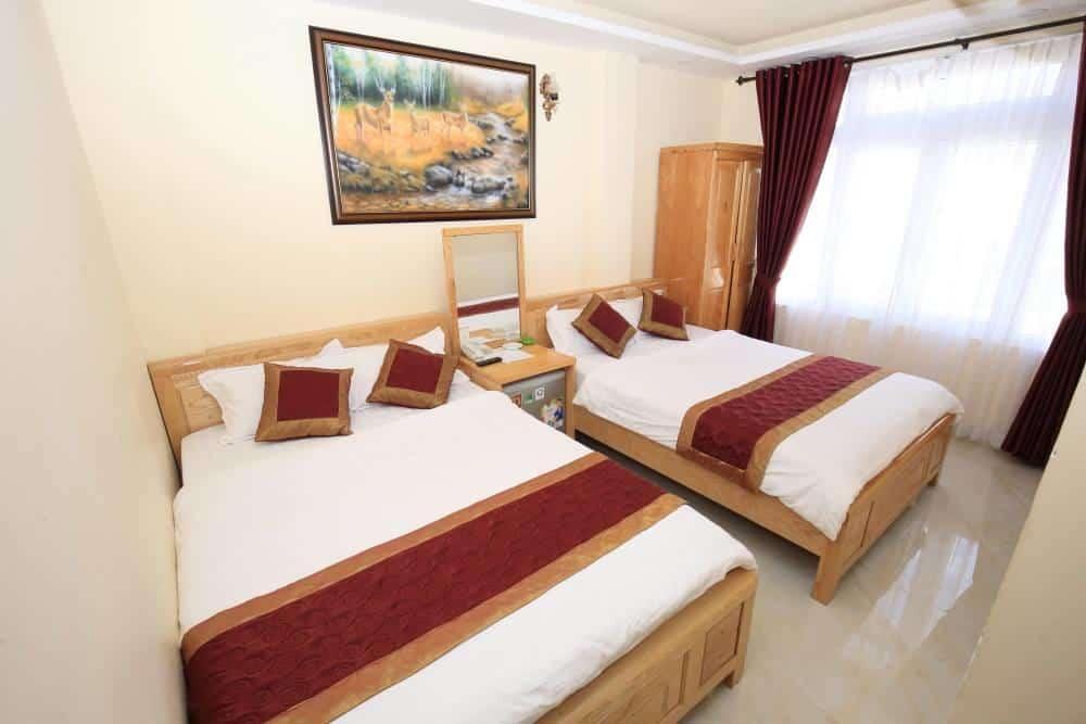 Khách sạn Minh Ánh Đà Lạt