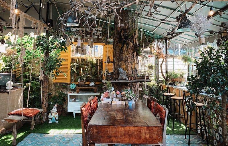 Lặng Art cafe Đà Lạt