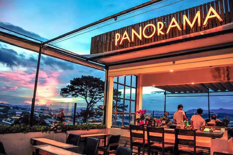 Quán Cafe panorama