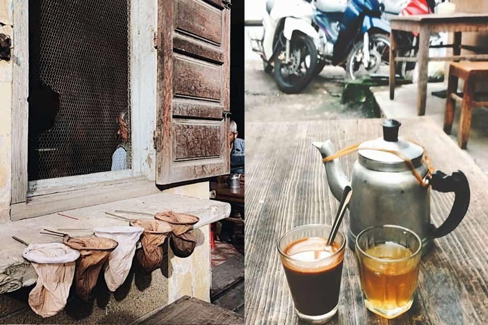 Quán cafe cóc Đà Lạt