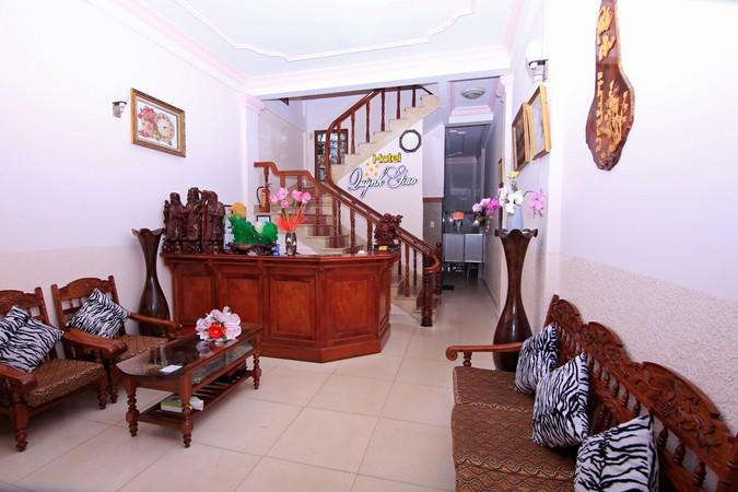 Quỳnh giao hotel Đà Lạt