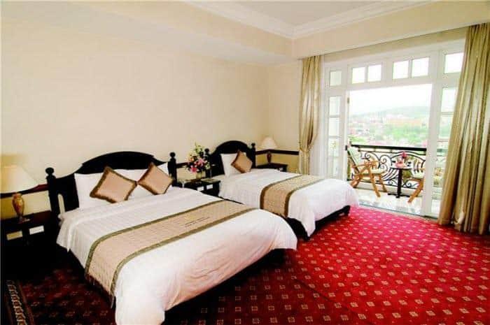 sammy hotel Đà Lạt