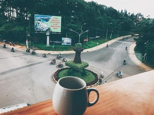 Tỏi đen cafe Đà Lạt